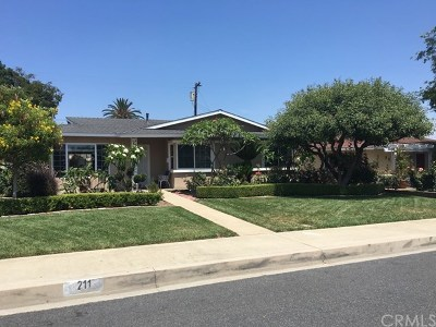 Pomona Single Family Home For Sale: 211 Roosevelt Avenue