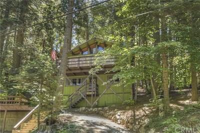 Lake Arrowhead CA Single Family Home For Sale: $269,000