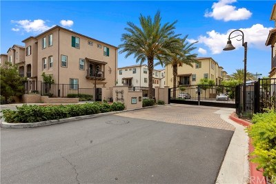 Eastvale Condo/Townhouse For Sale: 12472 Constellation Street