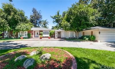San Bernardino Single Family Home For Sale: 570 Country Club Road