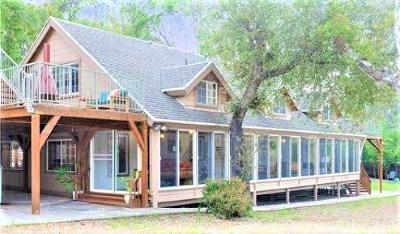 Silverado Canyon CA Single Family Home For Sale: $1,290,000
