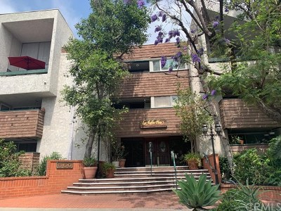 Pasadena Condo/Townhouse For Sale: 360 S Euclid Avenue #133