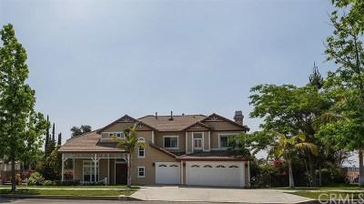 Rancho Cucamonga Single Family Home For Sale: 7967 Camino Predera