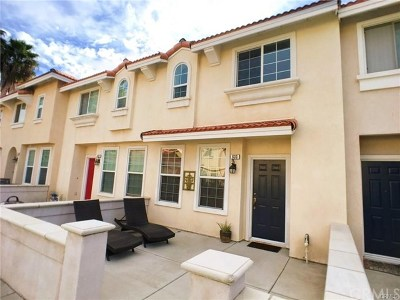Chino Hills Condo/Townhouse For Sale: 15447 Pomona Rincon Rd
