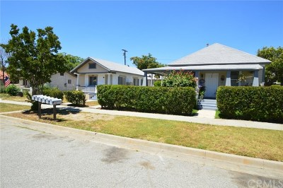 Banning Multi Family Home For Sale: 333 N Murray Street