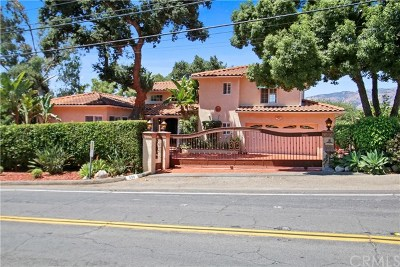 San Dimas Single Family Home For Sale: 539 W Gladstone Street