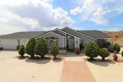 Apple Valley Single Family Home For Sale: 9005 Bowen Ranch Road