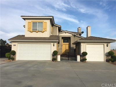 Rancho Cucamonga Single Family Home For Sale: 5101 Carriage Road