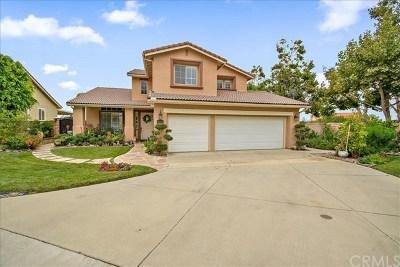 Rancho Cucamonga Single Family Home For Sale: 10111 Thorpe Court