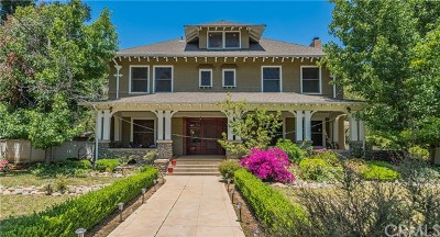 Pasadena Single Family Home For Sale: 265 Bellefontaine Street