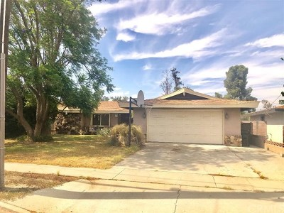 Fontana Single Family Home For Sale: 17644 Hawthorne Avenue