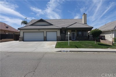 Beaumont Single Family Home For Sale: 463 Lana Way