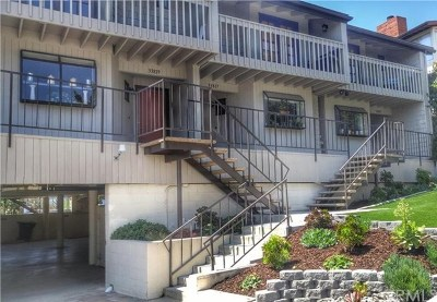 Dana Point Condo/Townhouse For Sale: 33839 Castano Drive #2