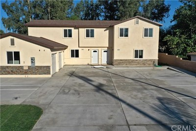 Loma Linda Multi Family Home For Sale: 10627 Lind