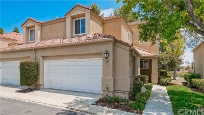 Aliso Viejo Condo/Townhouse For Sale: 20 Michelangelo