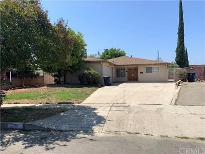 Burbank Single Family Home For Sale: 2312 Peyton Avenue