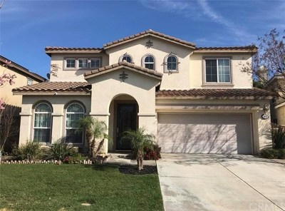Upland Single Family Home For Sale: 1832 Eclipse Street