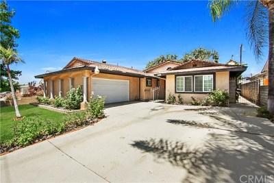 Covina Single Family Home For Sale: 21313 Greenhaven E
