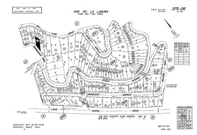 Lake Elsinore Residential Lots & Land For Sale: Barkschat Drive