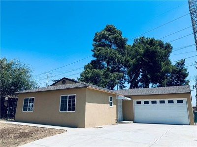 Rancho Cucamonga Single Family Home For Sale: 8123 Cornwall Avenue