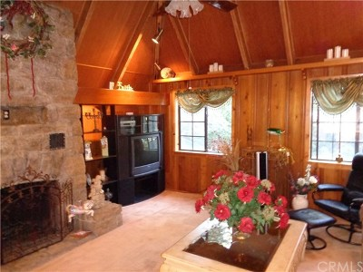 Lake Arrowhead Single Family Home For Sale: 27658 Oak Knoll Drive