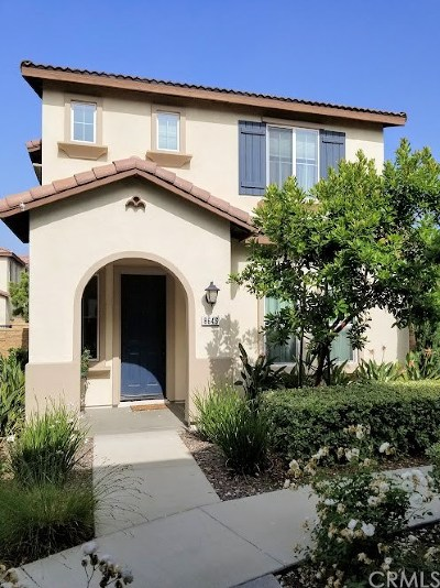Rancho Cucamonga Single Family Home For Sale: 8646 Cava Drive
