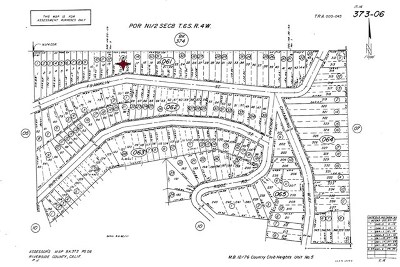 Lake Elsinore Residential Lots & Land For Sale: Franklin Street