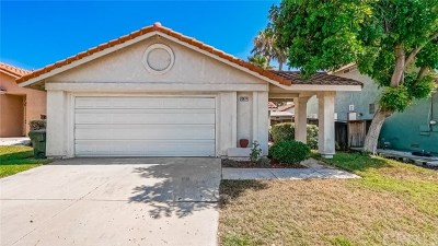 Fontana Single Family Home For Sale: 13674 Balboa Court