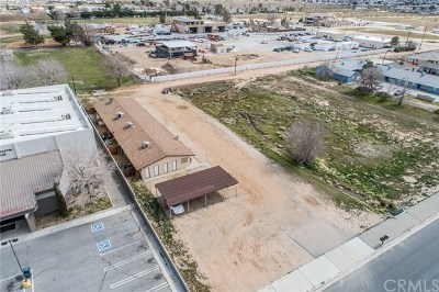 Apple Valley Multi Family Home For Sale: 13401 Navajo Road