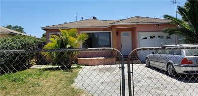 Compton Single Family Home For Sale: 334 W Caldwell Street