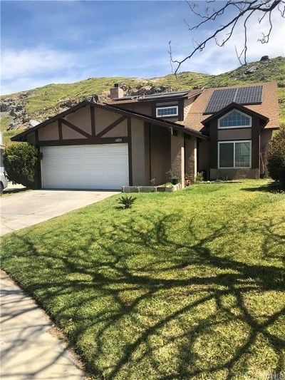 Fontana Single Family Home For Sale: 14890 Rockridge Lane