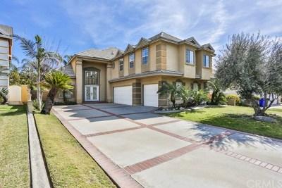 Rancho Cucamonga Single Family Home For Sale: 7089 Vettuno Court