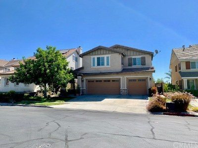 Fontana Single Family Home For Sale: 5771 Little Shay Drive
