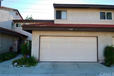 Norwalk Condo/Townhouse For Sale: 11810 Los Alisos Circle