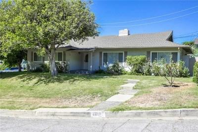 Sierra Madre Single Family Home For Sale: 405 Fairview
