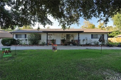 San Dimas Single Family Home For Sale: 131 Ashvale Drive