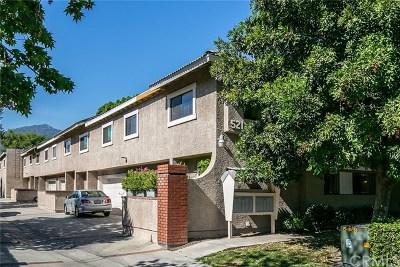 Monrovia Condo/Townhouse For Sale: 521 W Duarte Road #A