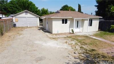 Pomona Single Family Home For Sale: 10967 Pipeline Avenue
