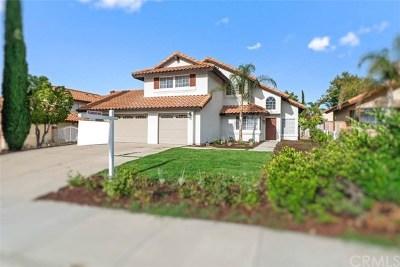 Temecula Single Family Home For Sale: 40144 Calle Medusa