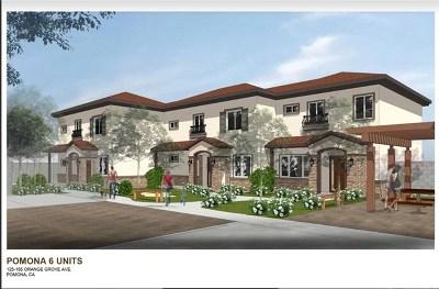 Pomona Single Family Home For Sale: 155 W Orange Grove Avenue