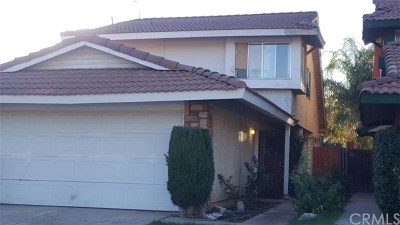 Moreno Valley Single Family Home For Sale: 13705 Pattilynn Drive