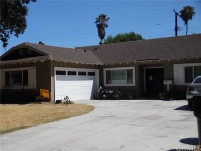 Pomona Single Family Home For Sale: 1564 Elmcroft Avenue