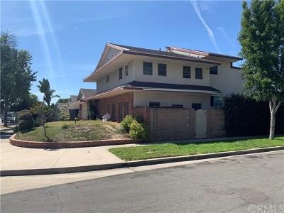 Anaheim CA Single Family Home For Sale: $699,000