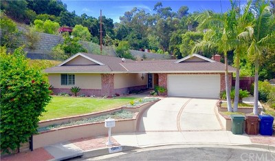 Hacienda Heights Single Family Home For Sale: 15001 Pintura Drive