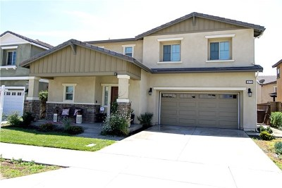 Fontana Single Family Home For Sale: 16773 Buttonwood Lane