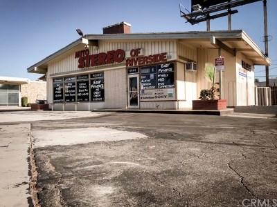 Riverside Commercial For Sale: 6664 Magnolia Avenue