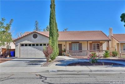Adelanto Single Family Home For Sale: 11266 Clay Street