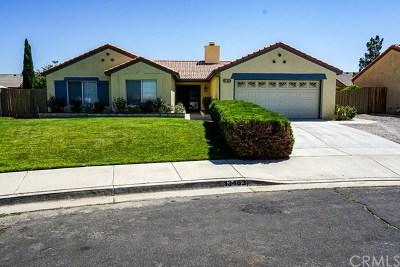 Single Family Home For Sale: 13463 Desert Primrose Lane