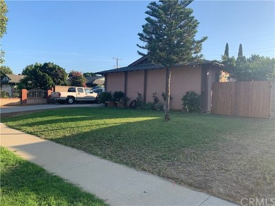 Corona Single Family Home For Sale: 1116 Gentle Drive