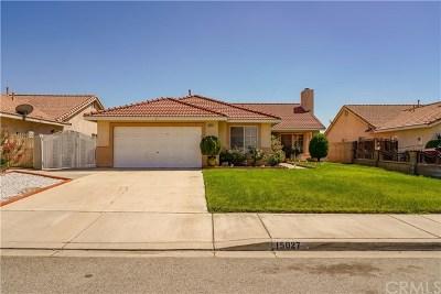 Fontana Single Family Home For Sale: 15027 Holly Drive